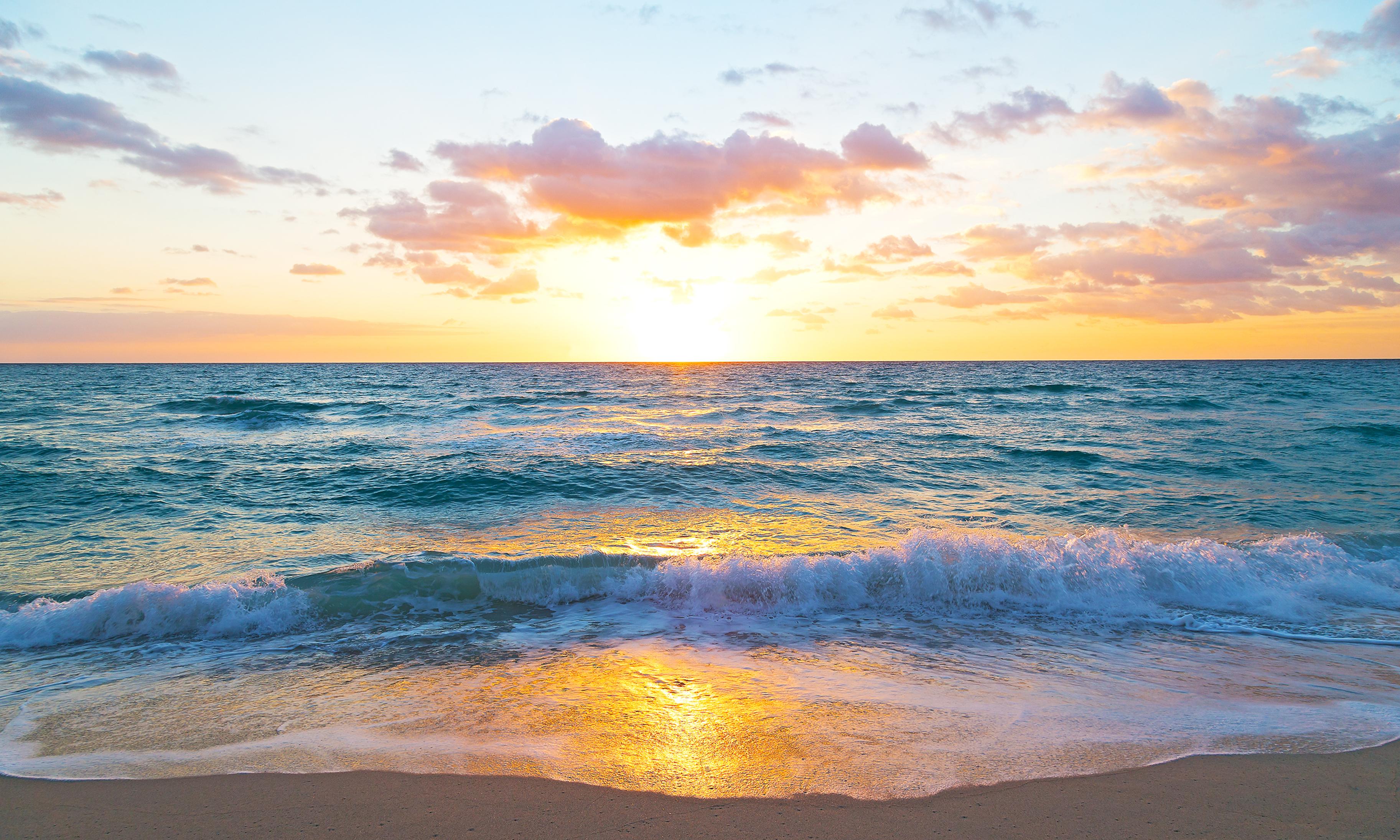 holden beach sunrise