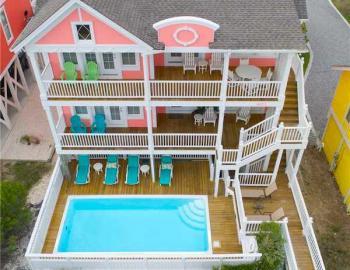 Seattitudes 603 Holden Beach Vacation Rental