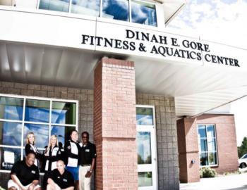 dinah gore fitness center