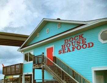 dock house seafood holden beach