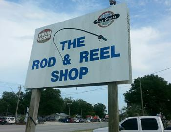The Rod & Reel Shop | Holden Beach, NC