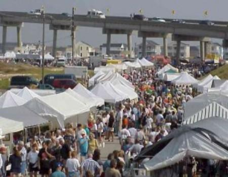 NC Festival by the Sea Craft Vendors
