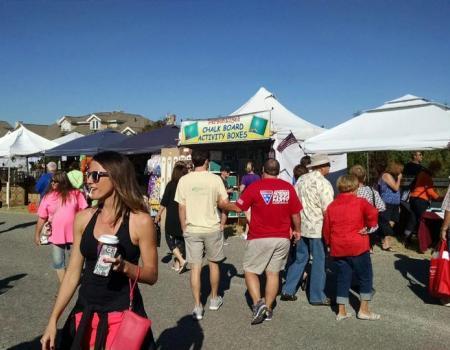 NC Festival by the Sea Craft Vendors