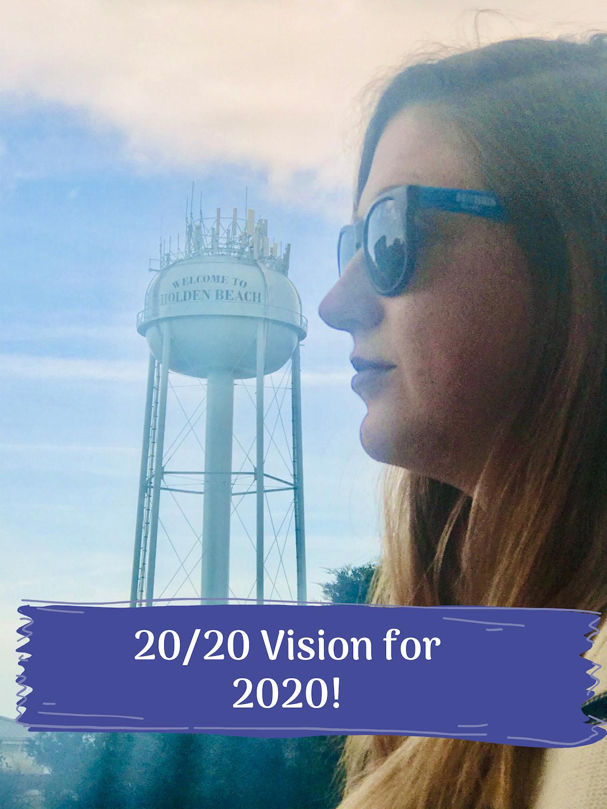 2020 goals for holden beach