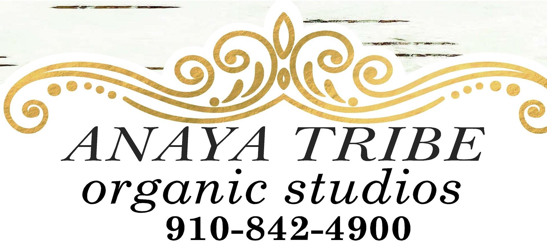 anaya tribe organic studio