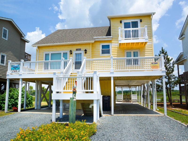 Casa Del Mar Holden Beach Vacation Rental