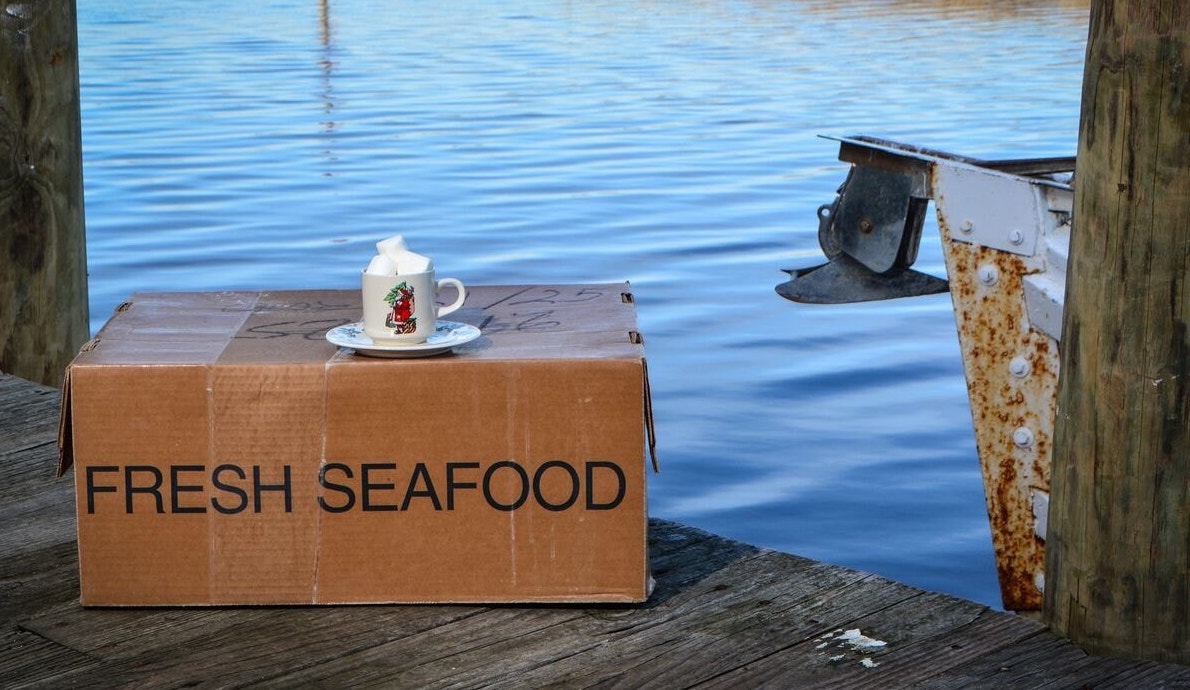 Fresh Seafood Delivery