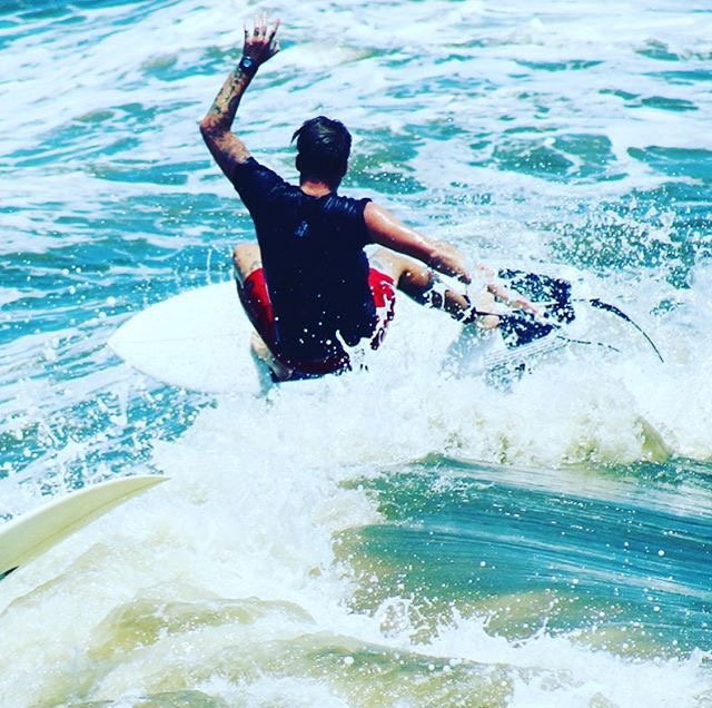 person-on-surf-board