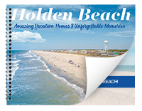 Hobbs Realty vacation rental booklet