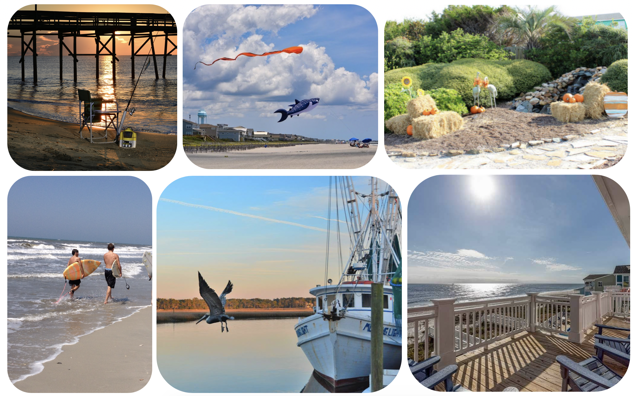 Holden Beach Fall Traditions