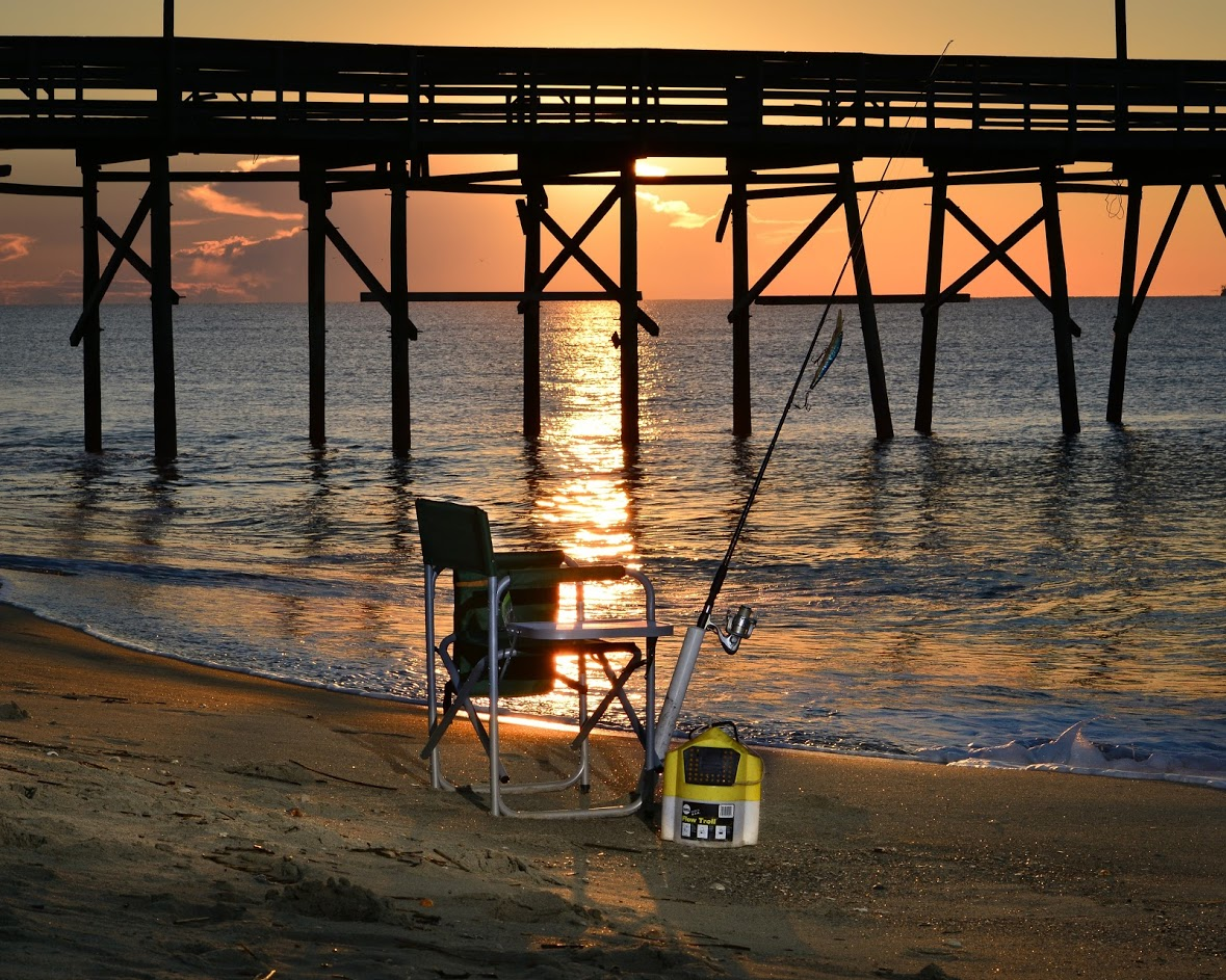 Complete guide to holden beach fishing hobbs realty blog for North carolina surf fishing license