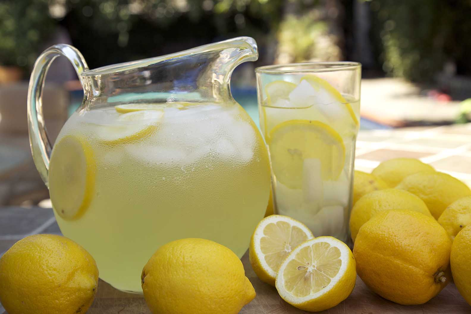 Strawberry Lemonade Pitcher | Just Dough It! |Real Pitcher Of Lemonade