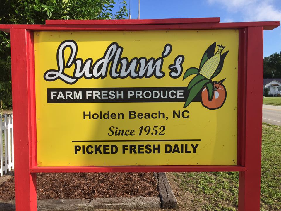 Ludlums Produce Holden Beach