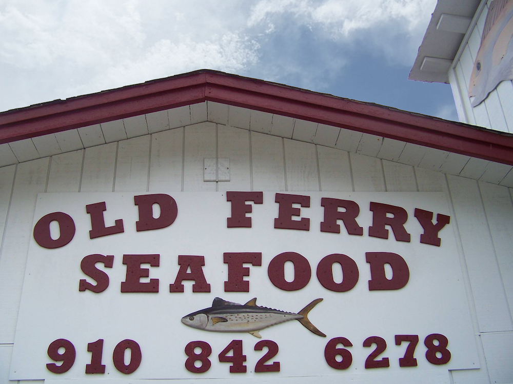 Old Ferry Seafood Supply NC