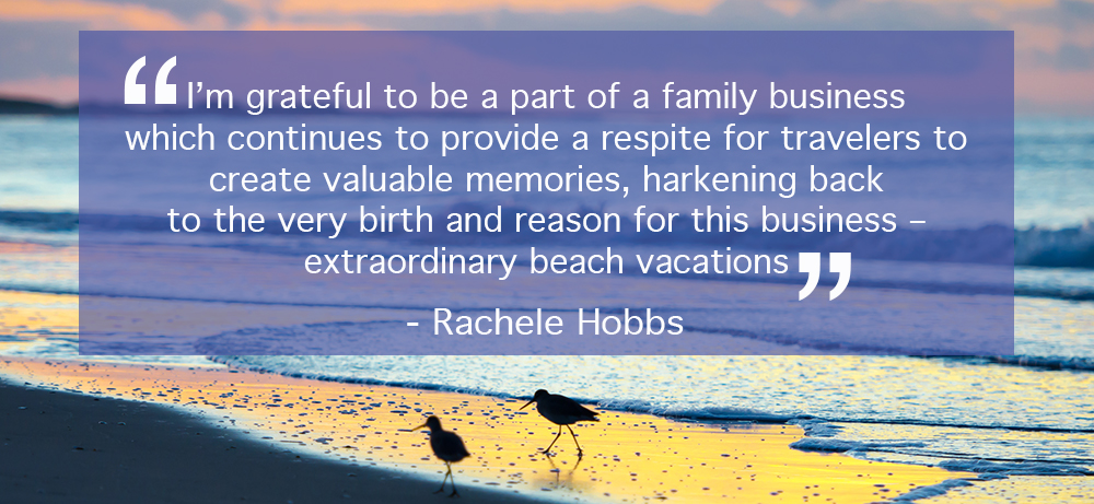 Rachele Hobbs Family quote