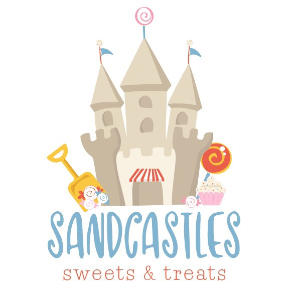sandcastles sweets and treats