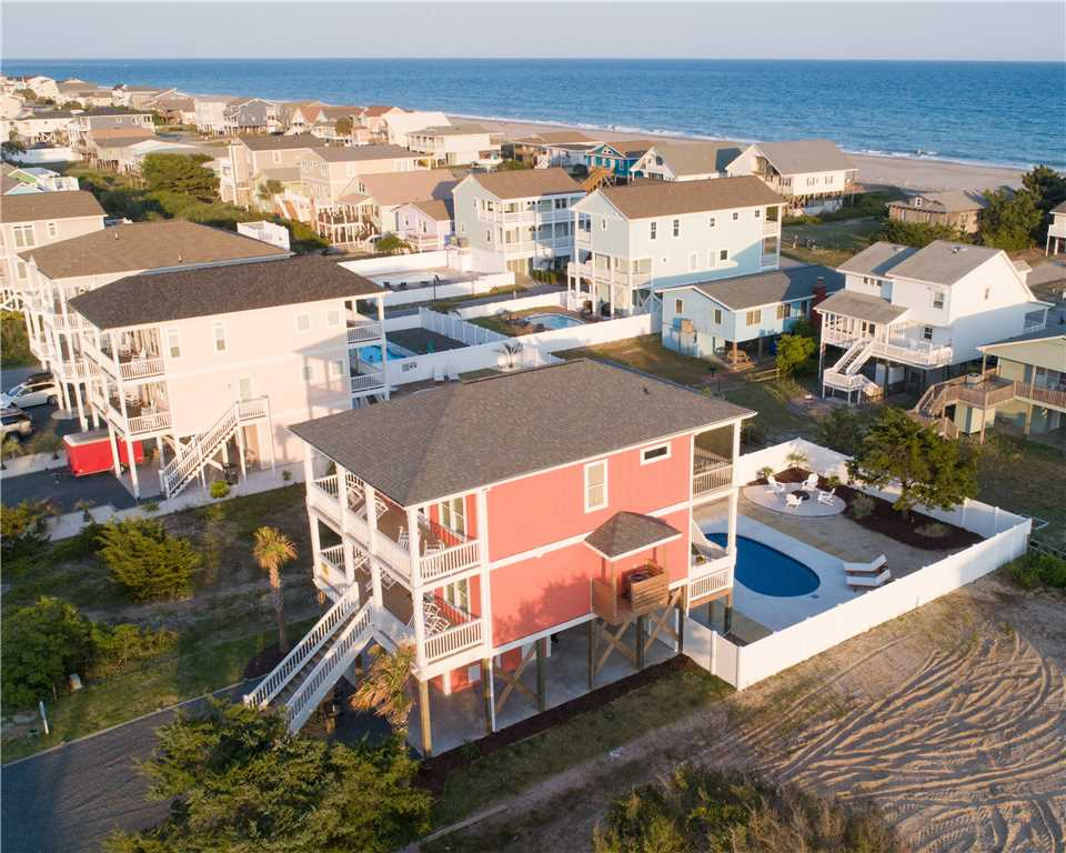Sandy Claws 211- Holden Beach Rental
